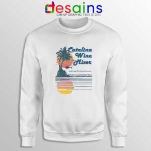 Catalina Wine Mixer Sweatshirt Step Brothers Crewneck Sweater