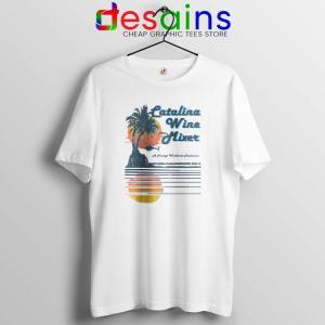 Catalina Wine Mixer Tshirt Step Brothers Cheap Graphic Tees Shirts
