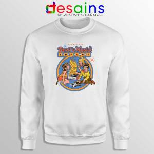 Devils Music Sing Along Sweatshirt Vintage Retro Sweater S-2XL