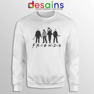 Friends Halloween Horror Film Sweatshirt Cheap Sweater Friends Horror