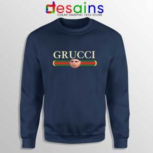 Grucci Despicable Me Gru Navy Sweatshirt Felonious Gru Sweater Funny