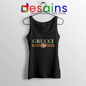 Grucci Despicable Me Gru Tank Top Felonious Gru Funny Size S-3XL