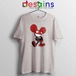Mickey Mau5 Tshirt Deadmau5 Mickey Mouse Tee Shirts GILDAN S-3XL