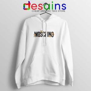 Moschino Teddy Bear Hoodie Moschino Hoodies GILDAN S-2XL