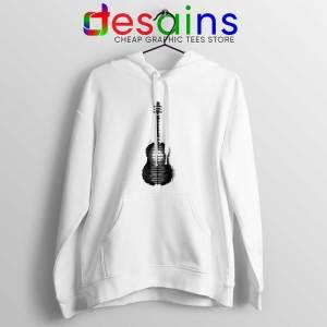 Shawn Mendes Guitar Tattoo Hoodie Shawn Mendes Merchandise