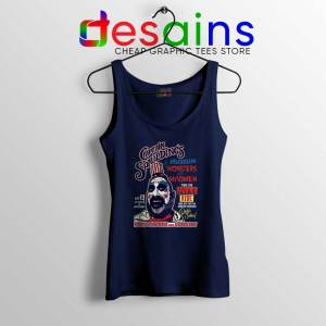 Captain Spaulding Museum of Monsters and Madmen Tank Top S-3XL