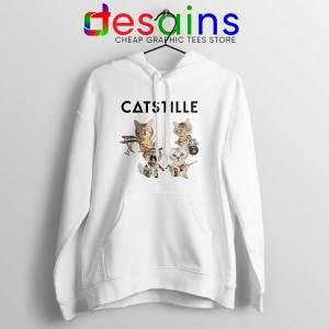 Catstille Band Bastille Cats Hoodie Funny Bastille Hoodies S-2XL