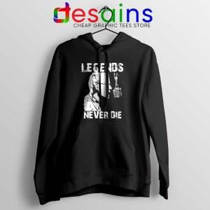 Chester Bennington Legends Never Die Hoodie Linkin Park Merch
