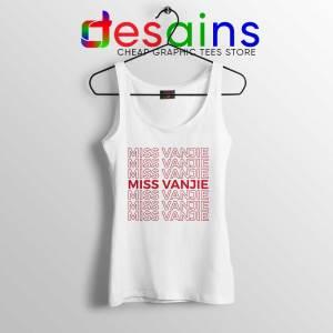 Miss Vanjie Drag Queen Tank Top Vanessa Vanjie Mateo Tops S-3XL
