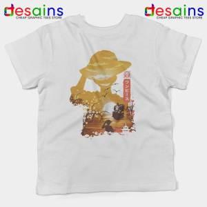 One Piece Manga Luffy Kids Tshirt Posters One Piece Youth Tee Shirts