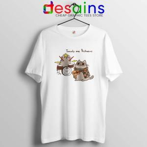 Twenty One Pusheens Tshirt Twenty One Pilots Tee Shirts GILDAN S-3XL