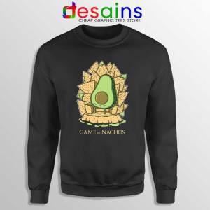 Game of Nachos Avocado Sweatshirt Game of Thrones Sweater S-3XL