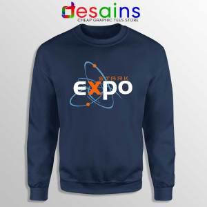 Iron Man Expo Navy Sweatshirt The Stark Expo Sweater