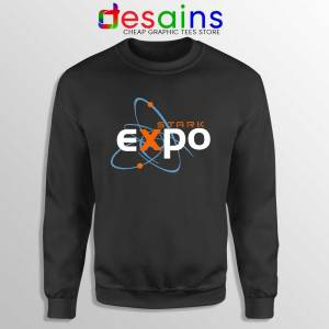 Iron Man Expo Sweatshirt The Stark Expo Sweater S-3XL