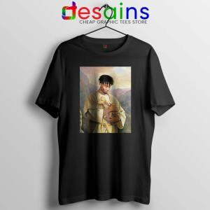 Jesus Playboi Carti Black Tshirt Playboi Christmas Tee Shirts S-3XL