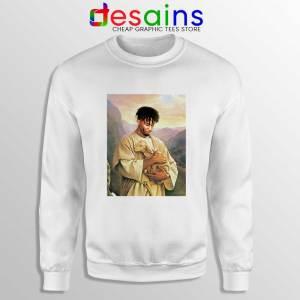 Jesus Playboi Carti Sweatshirt Playboi Christmas Sweater S-3XL