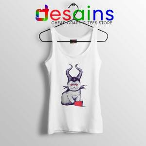 Meow Maleficent Tank Top Meowleficent Mistress of Evil Tops S-3XL