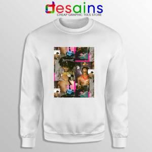 Playboi Carti Photo Collages Sweatshirt Playboi Merch Sweater S-3XL