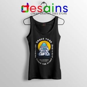 Space Yoga Universe Meditate Tank Top Yoga Lover Tops S-3XL