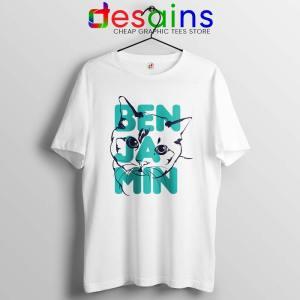 Taylor Swift Cradles Cat Tshirt Benjamin Button Tee Shirts S-3XL