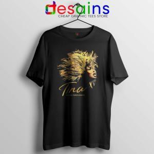 The Tina Turner Musical Tshirt Tina Turner Tee Shirts S-3XL