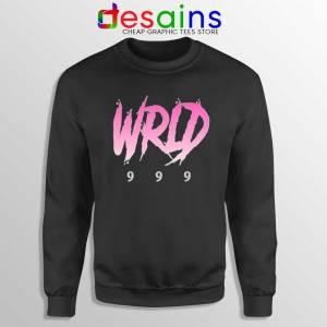 Juice Wrld 999 Art Sweatshirt Rap Hip Hop Sweater S-3XL