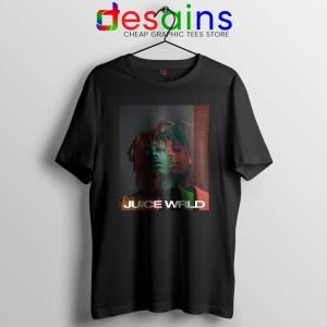 Juice Wrld Art Poster Tshirt American Rapper Tee Shirts S-3XL