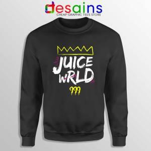 Juice Wrld King 999 Sweatshirt 999 Club Hip Hop Sweater S-3XL
