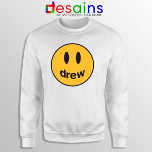 Drew Smile Face Sweatshirt Drew House Sweaters Size S-3XL