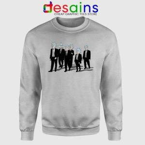 Reservoir Ricks Sanchez Sport Grey Sweatshirt Reservoir Dogs Sweater