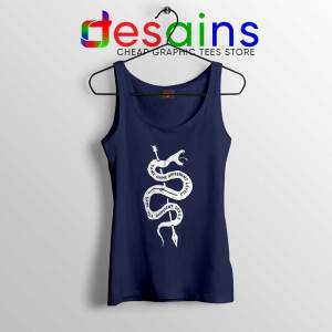 Same Game Different Levels Navy Tank Top Same Hell Different Devils Tops