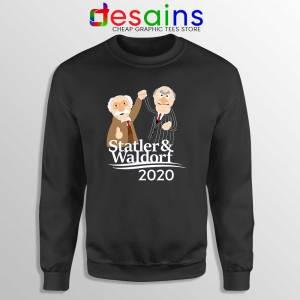Statler and Waldorf 2020 Sweatshirt Muppet Sweater S-3XL