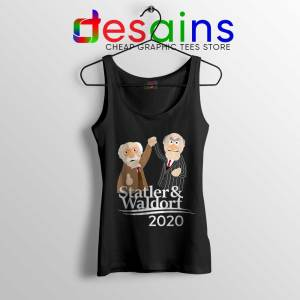 Statler and Waldorf 2020 Tank Top Muppet Tank Tops Size S-3XL