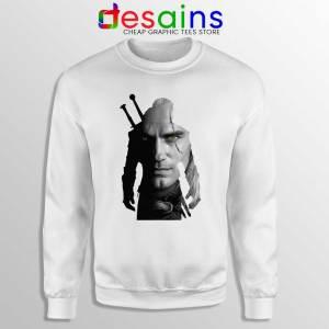 Henry Cavill Geralt of Rivia Sweatshirt The Witcher Series Sweaters S-3XL