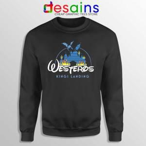 Westeros Kings Landing Disney Sweatshirt Game of Thrones Sweaters