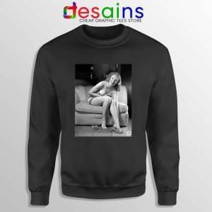 Blonde Bombshell Marilyn Monroe Sweatshirt Playboy Girls Sweaters S-3XL