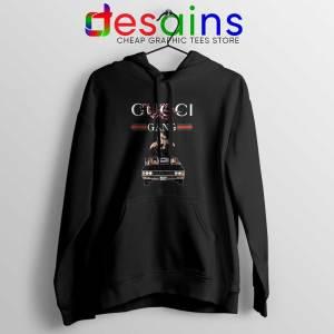 Gucci Gang Funny Supernatural Black Hoodie Gucci TV Series Jacket