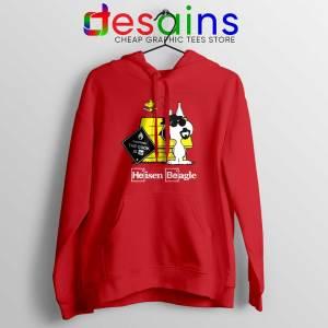 Heisenberg Snoopy Beagle Hoodie Breaking Bad Snoopy Jacket S-2XL
