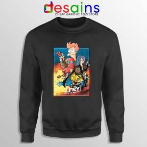 Philip J Fry Star Wars Sweatshirt A Future Wars Story Sweaters S-3XL