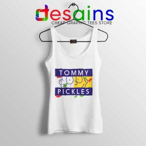 Tommy Pickles Hilfiger Tank Top Rugrats Apparel Tops S-3XL