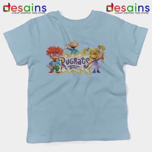 Buy Rugrats Distressed Kids Tshirt TV Series Rugrats Youth Tees S-XL