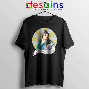 Jenna Marbles Oh Hell Yeah Black Tshirt Madonna and Child Tees