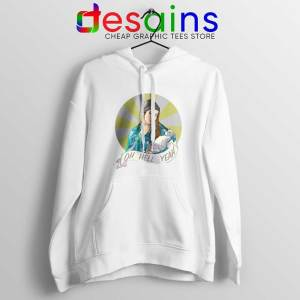 Jenna Marbles Oh Hell Yeah Hoodie Madonna and Child Jacket S-2XL