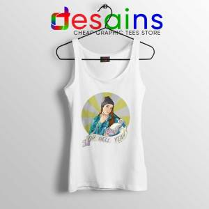 Jenna Marbles Oh Hell Yeah Tank Top Madonna and Child Tops S-3XL