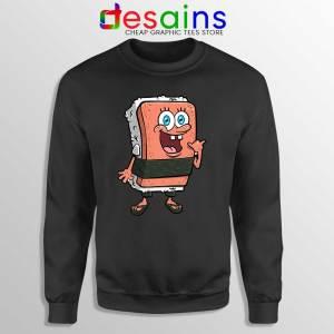 SpamBob Square Sweatshirt Funny Spam Musubi Sweaters S-3XL