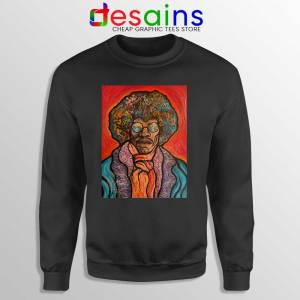 Jimi Hendrix Painting Sweatshirt Bring the 70s Back Sweaters S-3XL