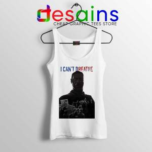 Justice for George Tank Top I Can't Breathe Tops S-3XL