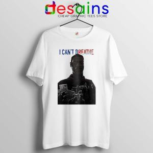 Justice for George Tshirt I Can't Breathe Tee Shirts S-3XL