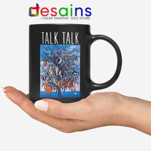 Spirit of Eden Black Mug Studio album by Talk Talk Mugs 11oz