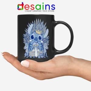 Stitch In Side Thrones Mug Game of Thrones Funny Coffee Mugs 11oz